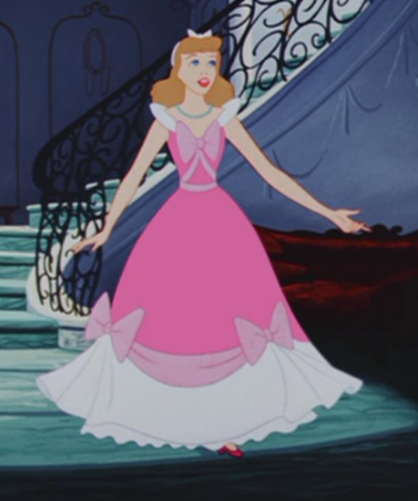 Cinderella Pink - Sew What?!